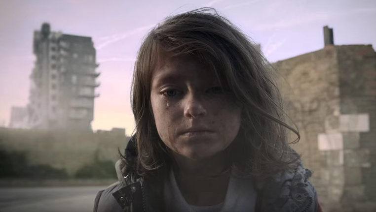 Save the Children created an online video campaign to help parents talk to kids about the refugee crisis.