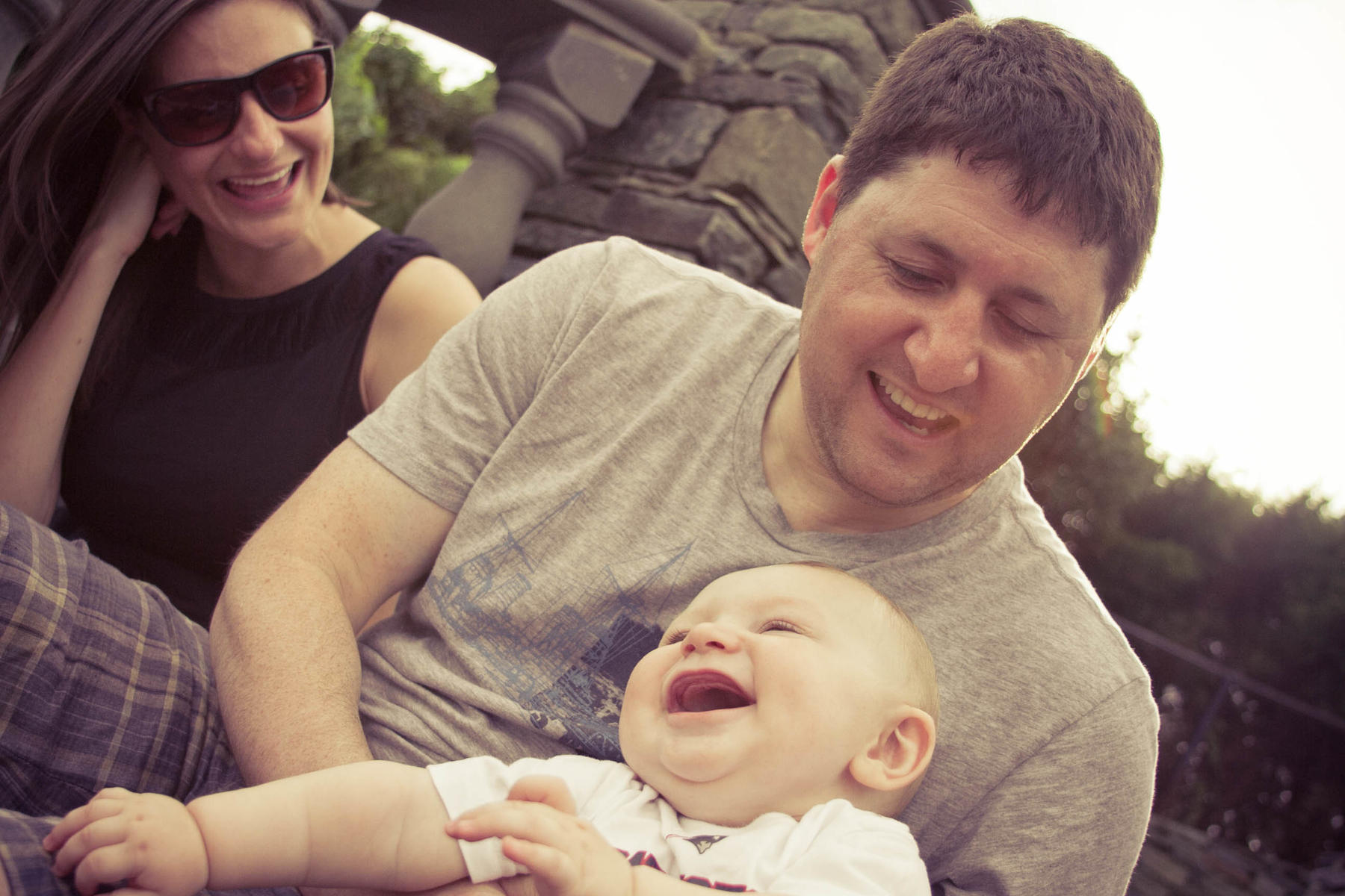 Vengrow family relationship changes after baby