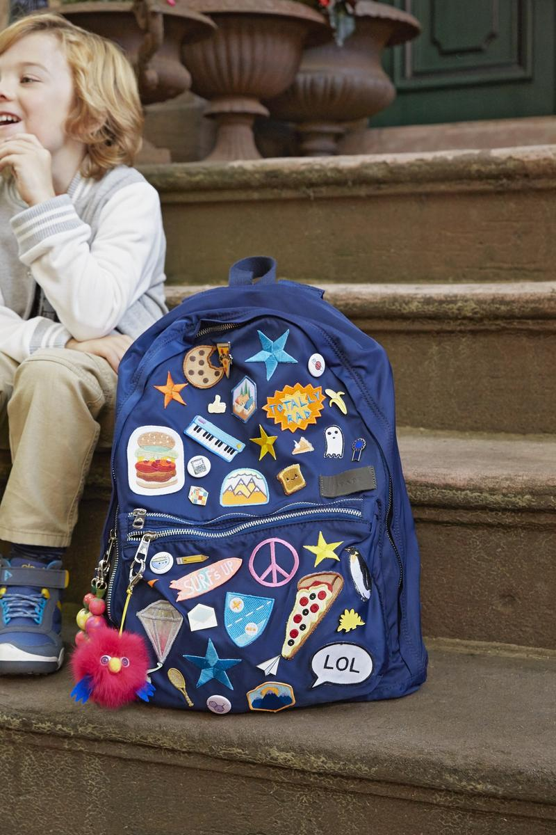 Patch It Up! Backpack