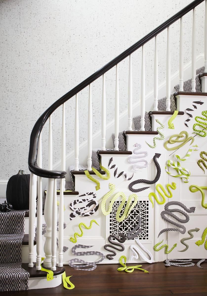 Slithering Stairs Craft