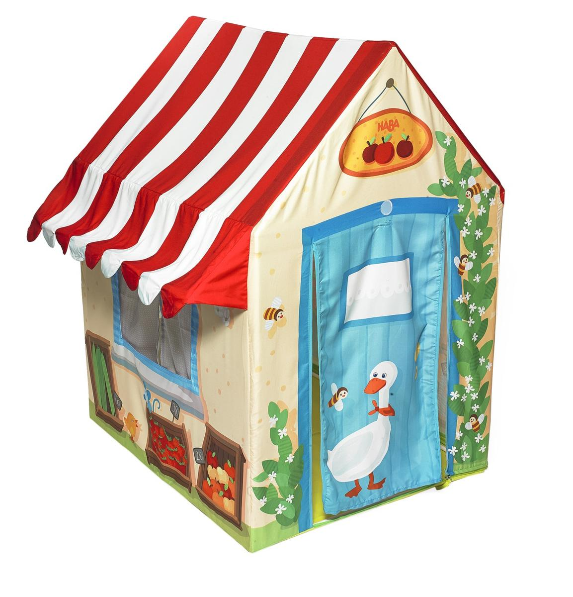 Best Toys Haba Grocery Shop Play Tent