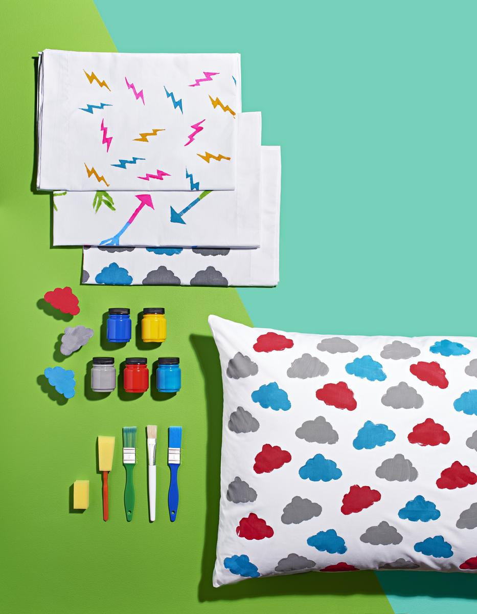 Printed Pillowcases Charity