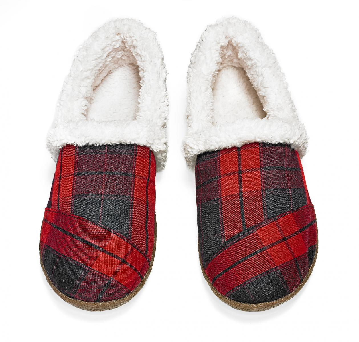 Charitable Giving Cozy Slippers