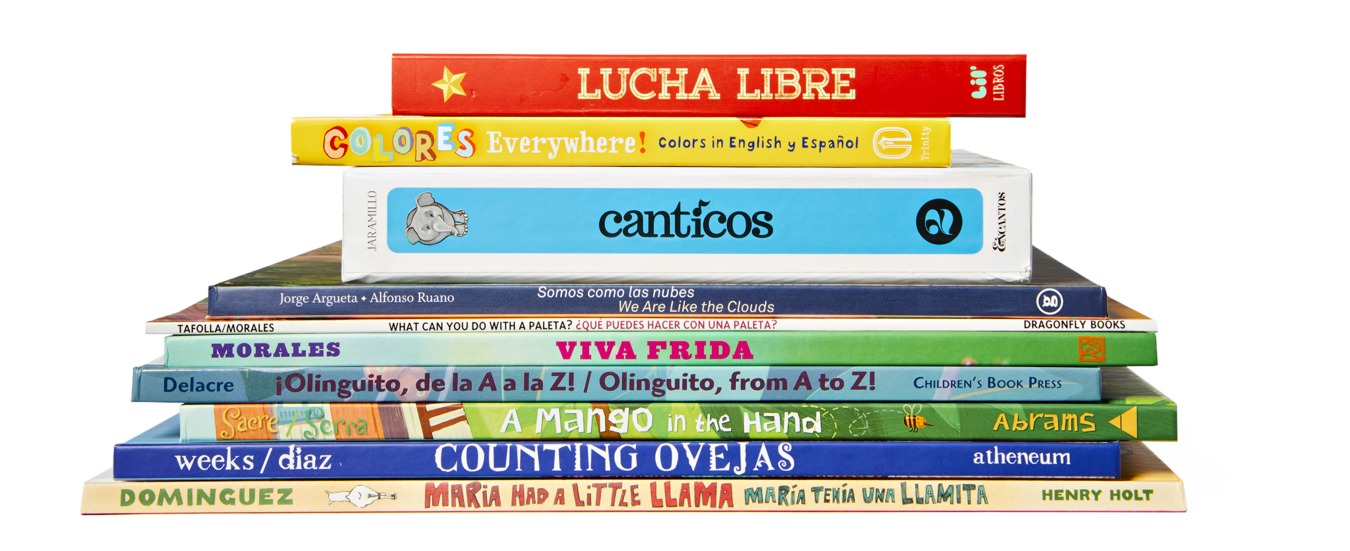Bilingual Board Books for Little Ones