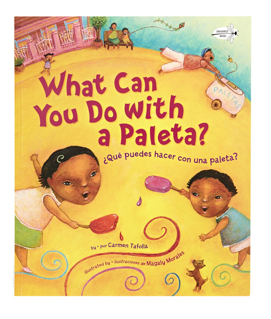 What Can You Do With a Paleta Bilingual Book