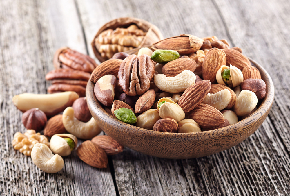 mixed nuts allergies