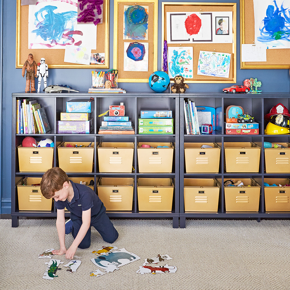 Playroom Clutter 5