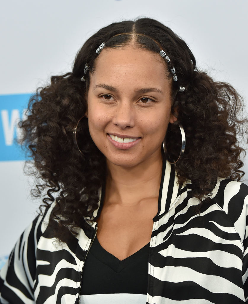 Alicia Keys changing the conversation