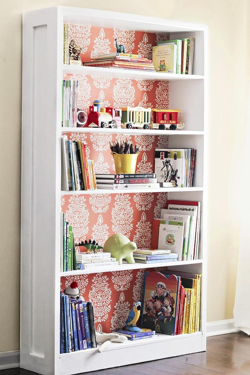 Erin Spain Bookshelf Storage