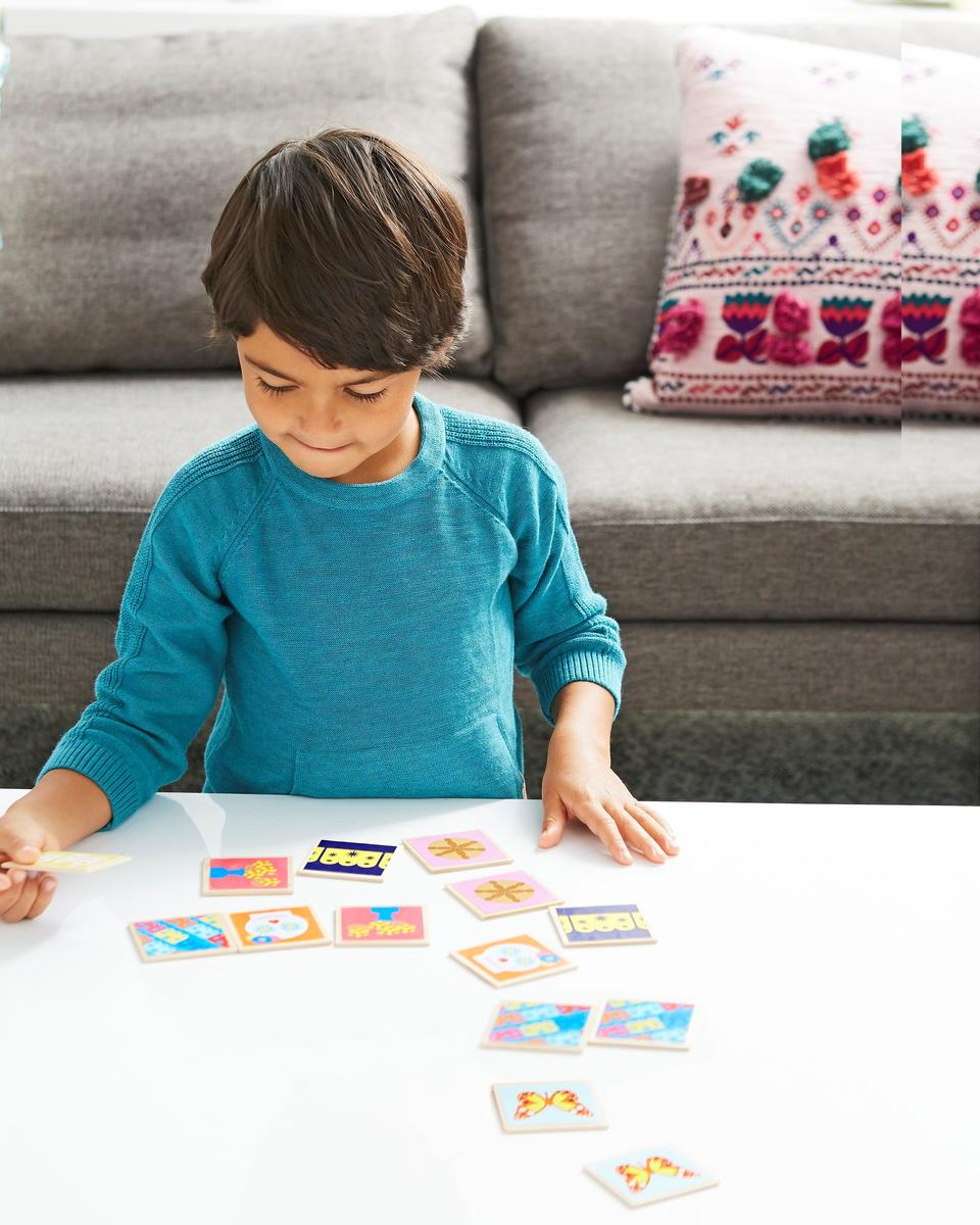 Day of the Dead Memory Card Game