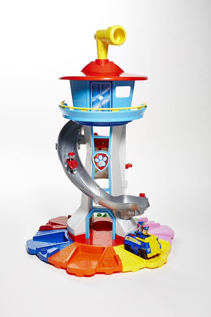 Best Toys 2017 Spin Master's PAW Patrol My Size Lookout Tower