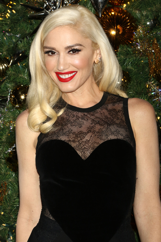 Celeb Parents Gwen Stefani