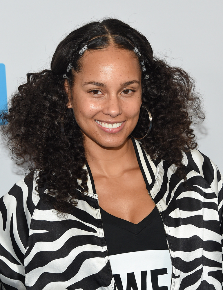 Celeb Parents Alicia Keys
