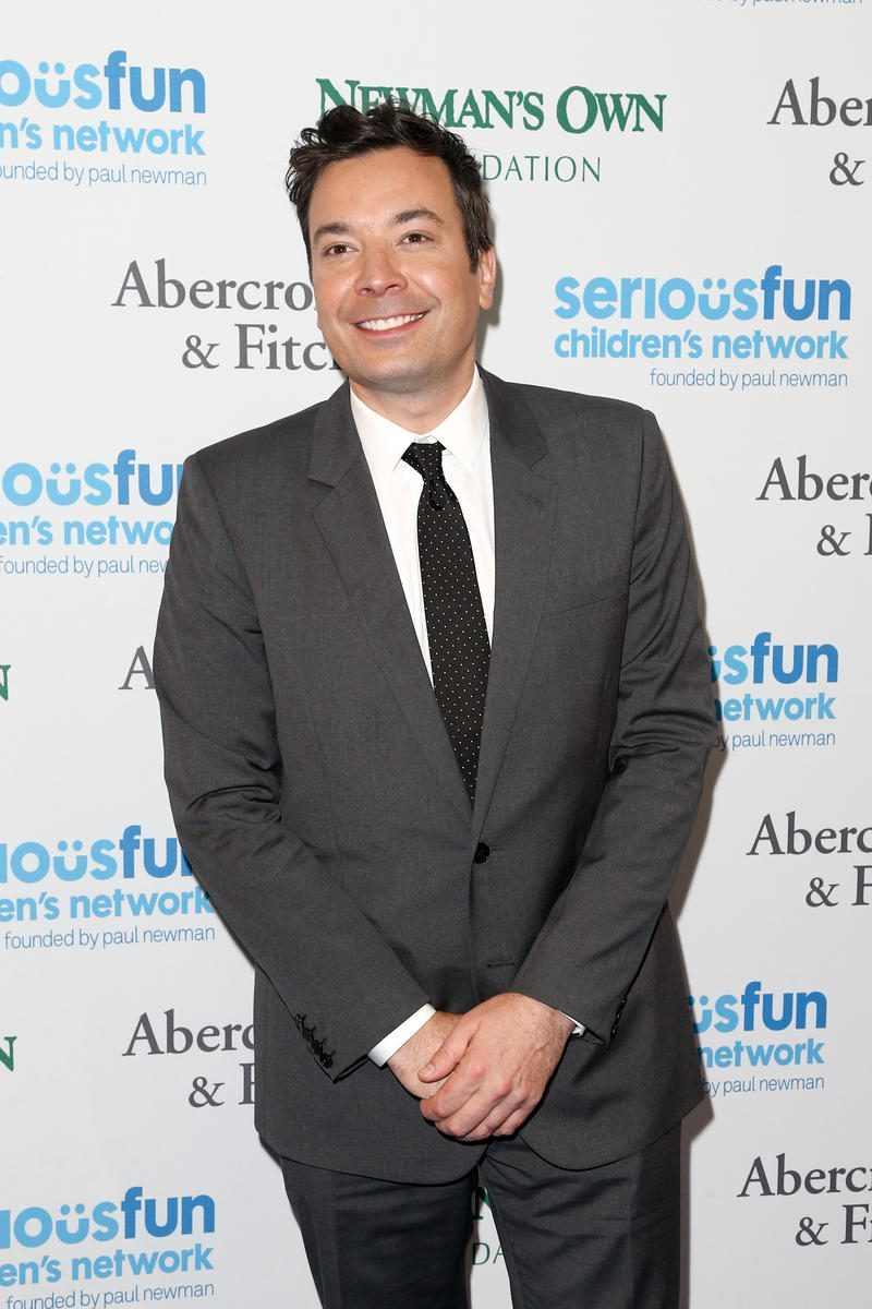 Jimmy Fallon On Red Carpet
