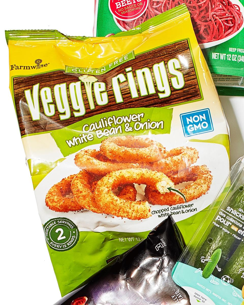Packaged Finds Secret-Ingredient Onion Rings