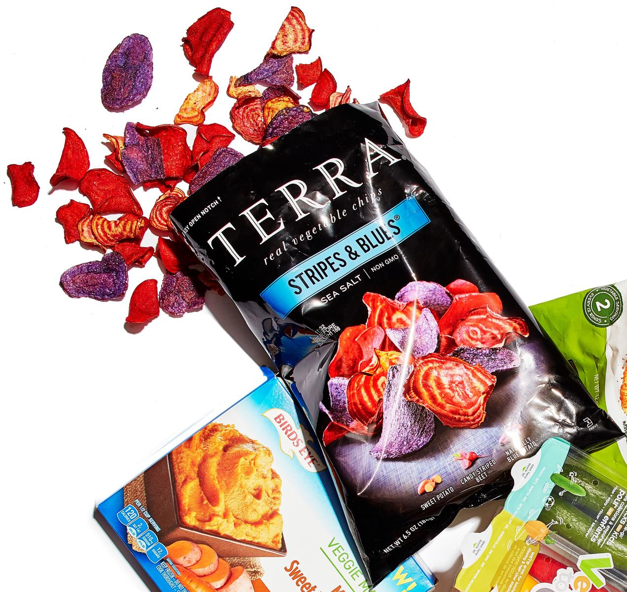 Packaged Finds Beets as Treats