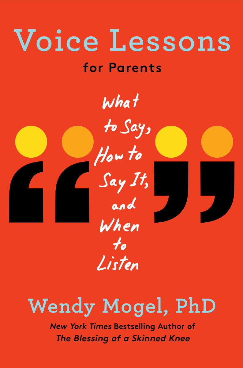 Voice Lessons for Parents Book Cover