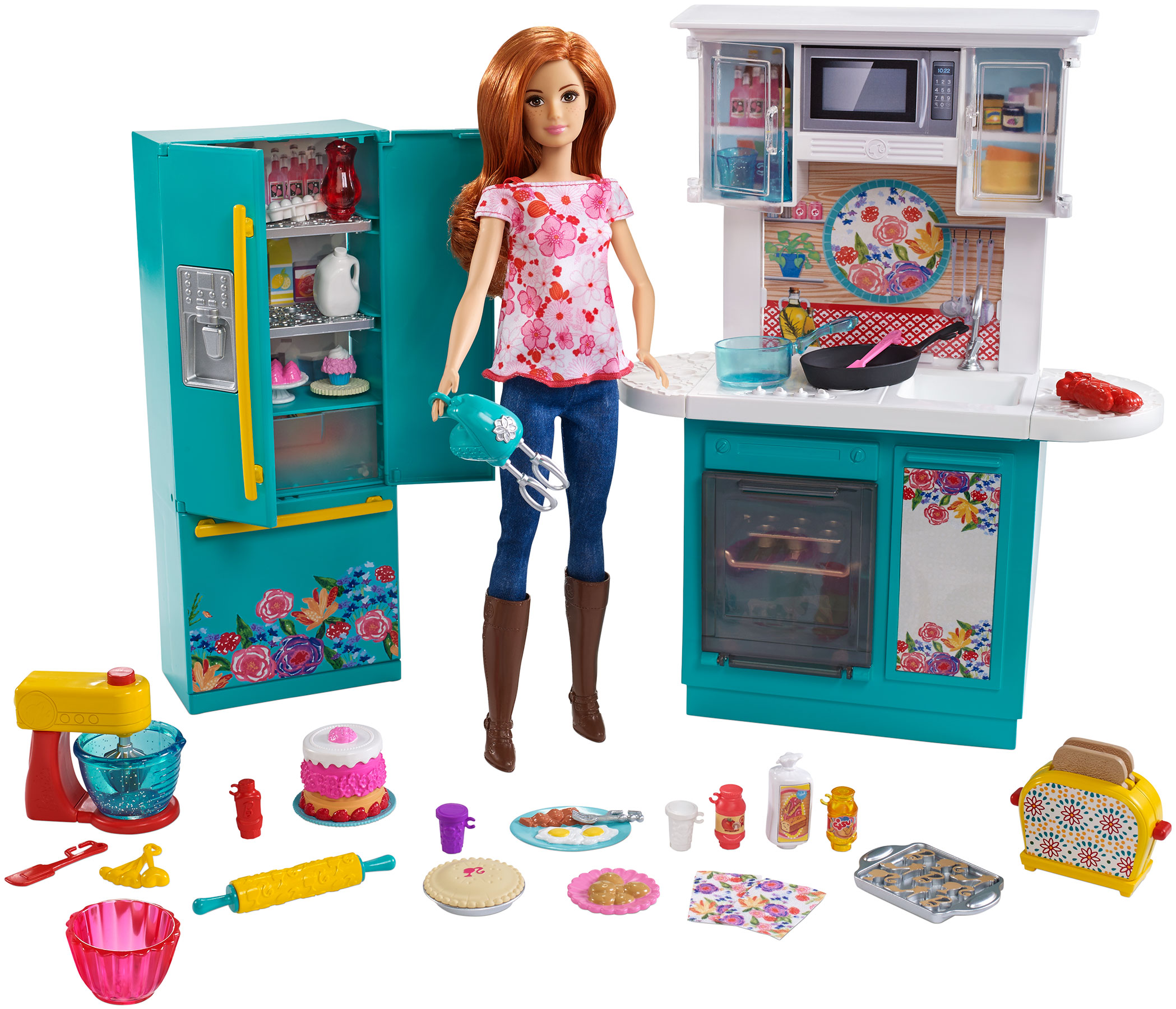 Pioneer Woman Ree Drummond 3 Kitchen Playset