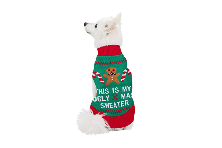 Pets Ugly Christmas Sweater 3
