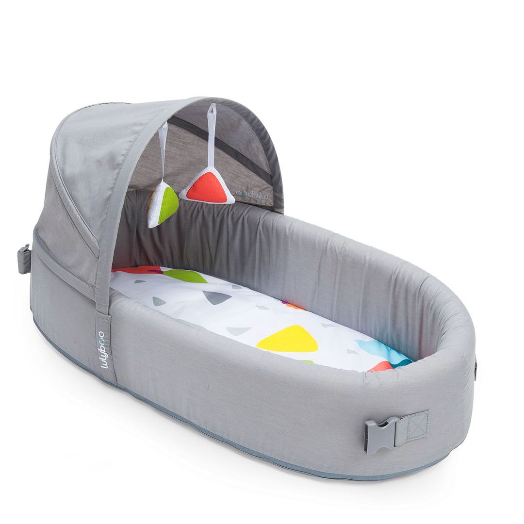 zzz best lulyboo bassinet to go