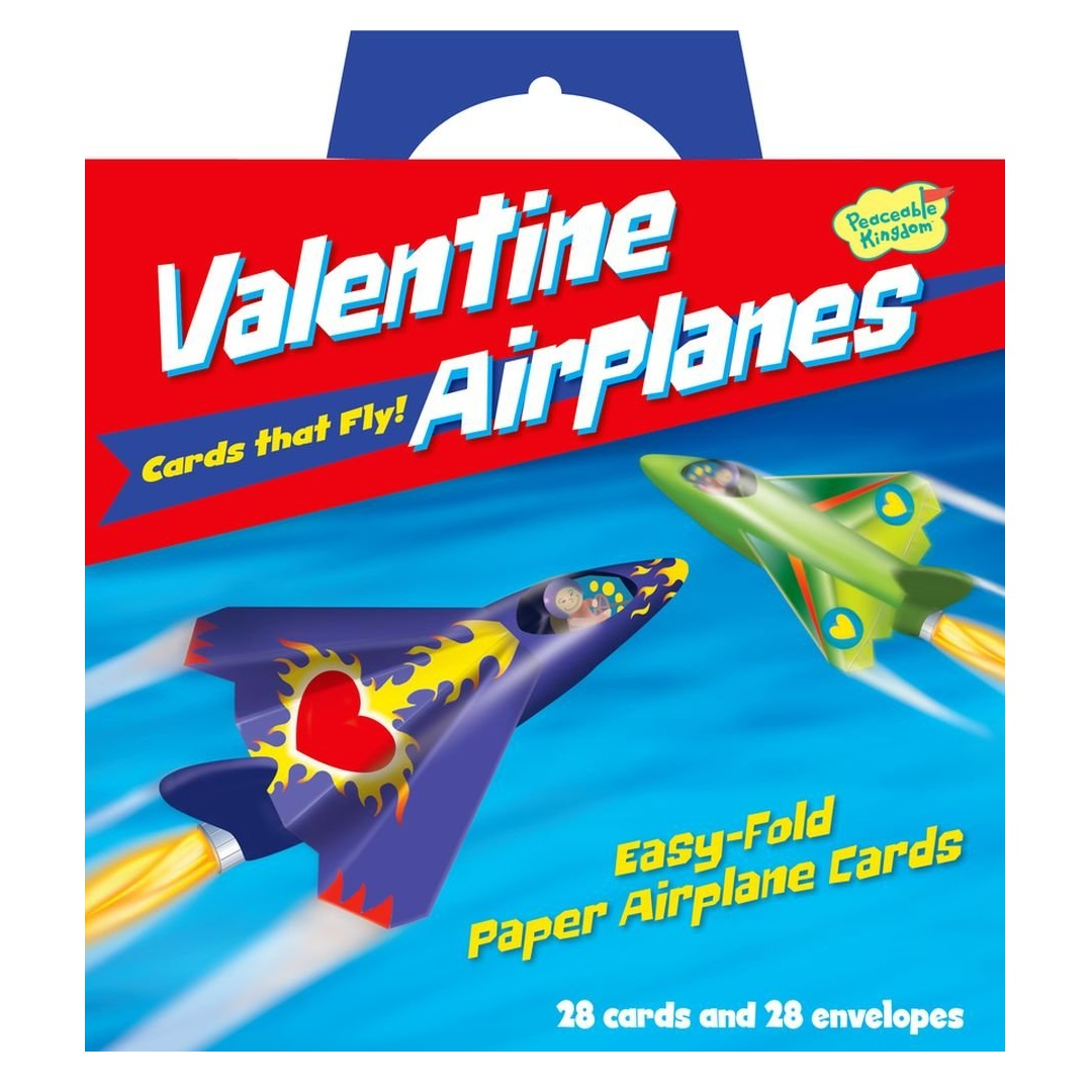 VDay Airplanes