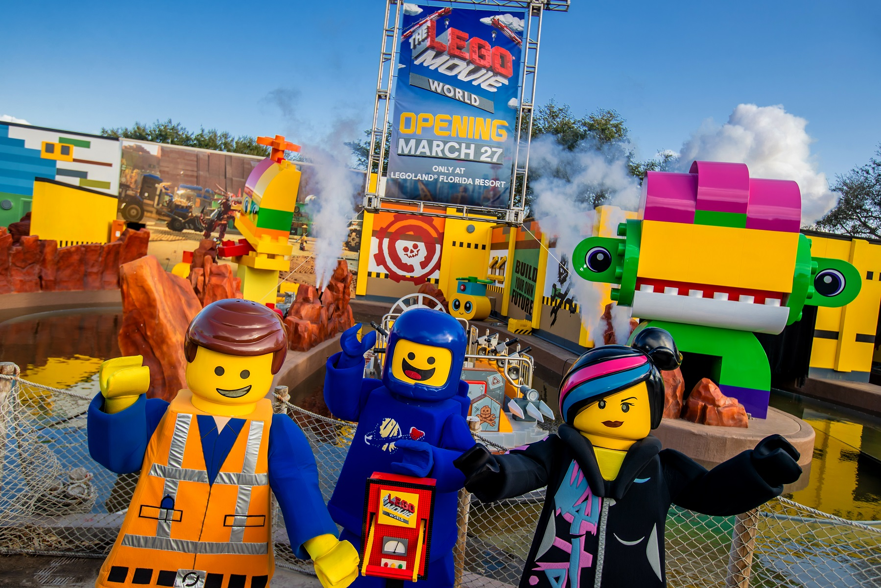 Lego Movie World