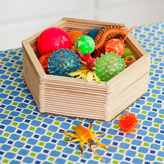 Crafty Basket