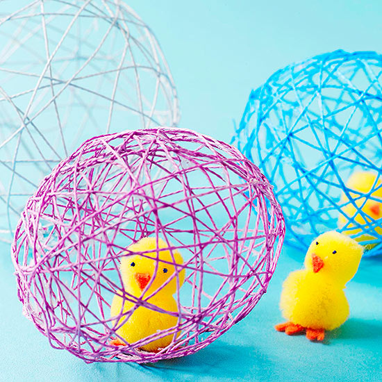 Chick in Egg craft