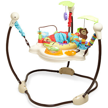 Animal Attraction: Fisher-Price Luv U Zoo Jumperoo