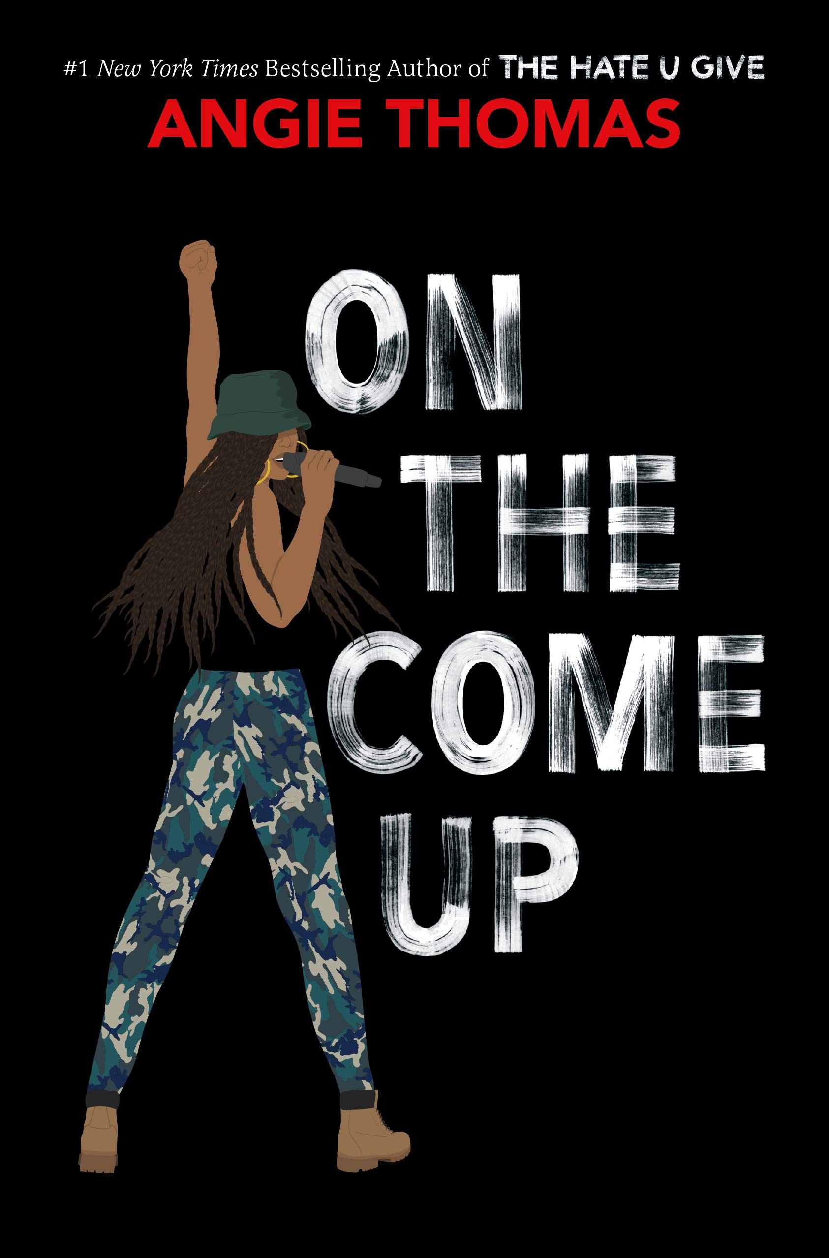 "Written by Angie ThomasIn this new work from the author of The Hate U Give, the daughter of an underground hip-hop legend records the song ""On the Come Up"" to protest racial profiling, but some see it as inciting violence. ""I was engrossed from the first chapter,"" says Katherine, a high-school senior. ""The dialogue is so real, and helps convey a powerful message about prejudice."""