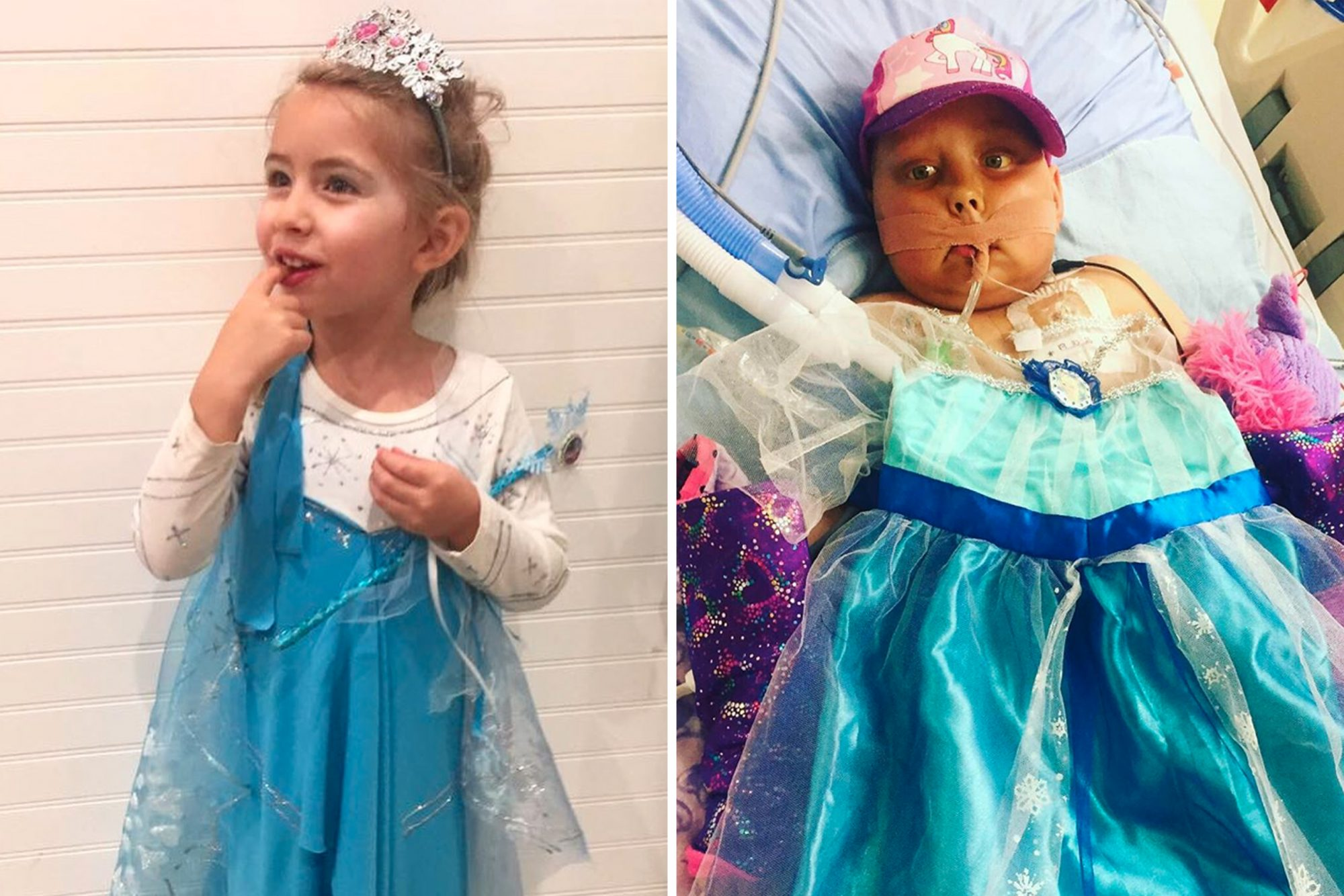 Social Media Makes Frozen 2 A Reality For One Little Girl With Cancer