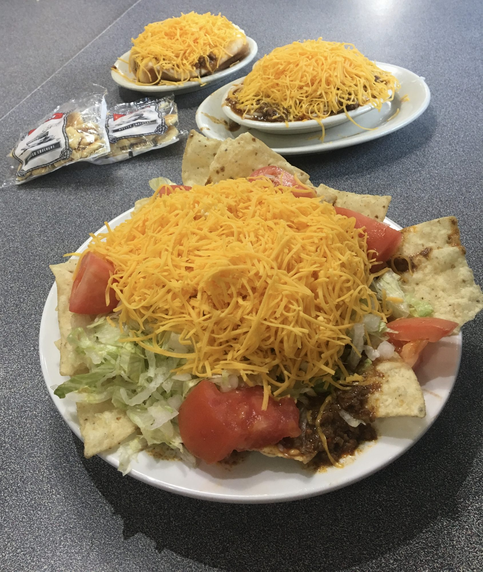 Cincinnati Camp Washington Chili