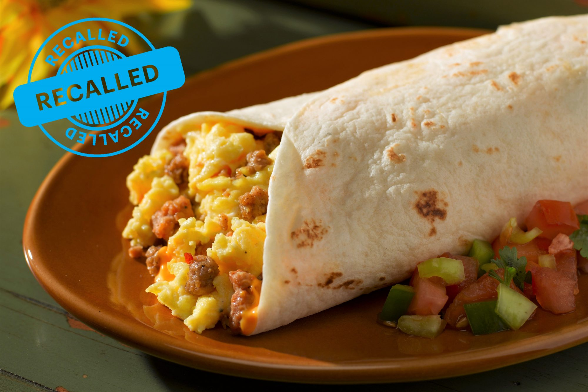 Breakfast Burritos Sold at Walmart, Target and Other Retailers Recalled for Potential Plastic Fragments