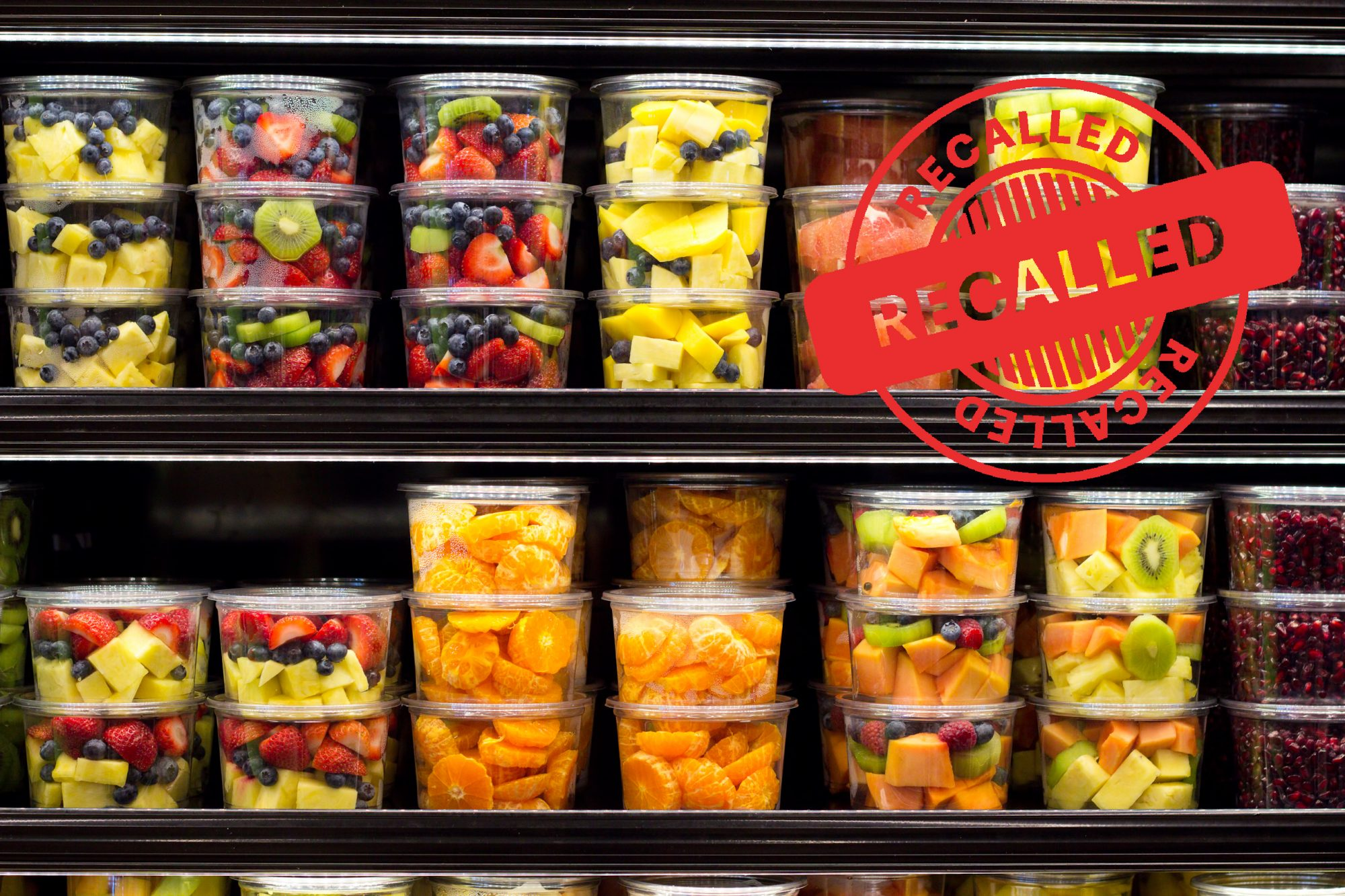 Pre-Cut Fruit Recalled in Four States After 30+ People Were Infected With Salmonella