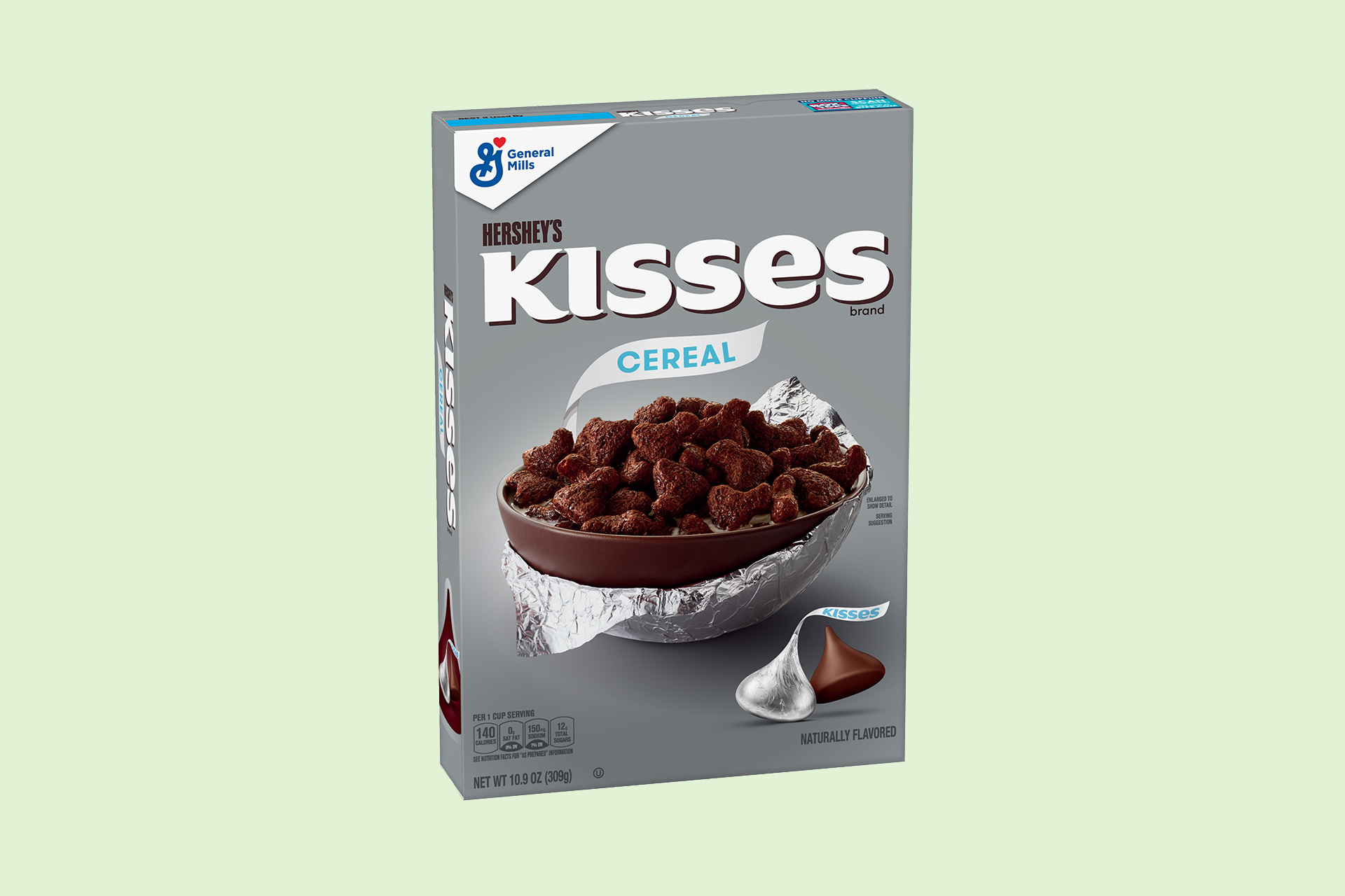 You Can Now Buy Hershey's Kisses in Cereal Form