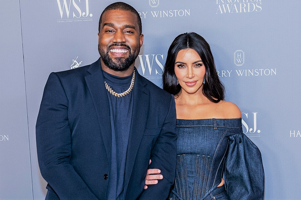 Kim Kardashian and Kanye West Share the 'West Family Christmas Card 2019' with All Four Kids