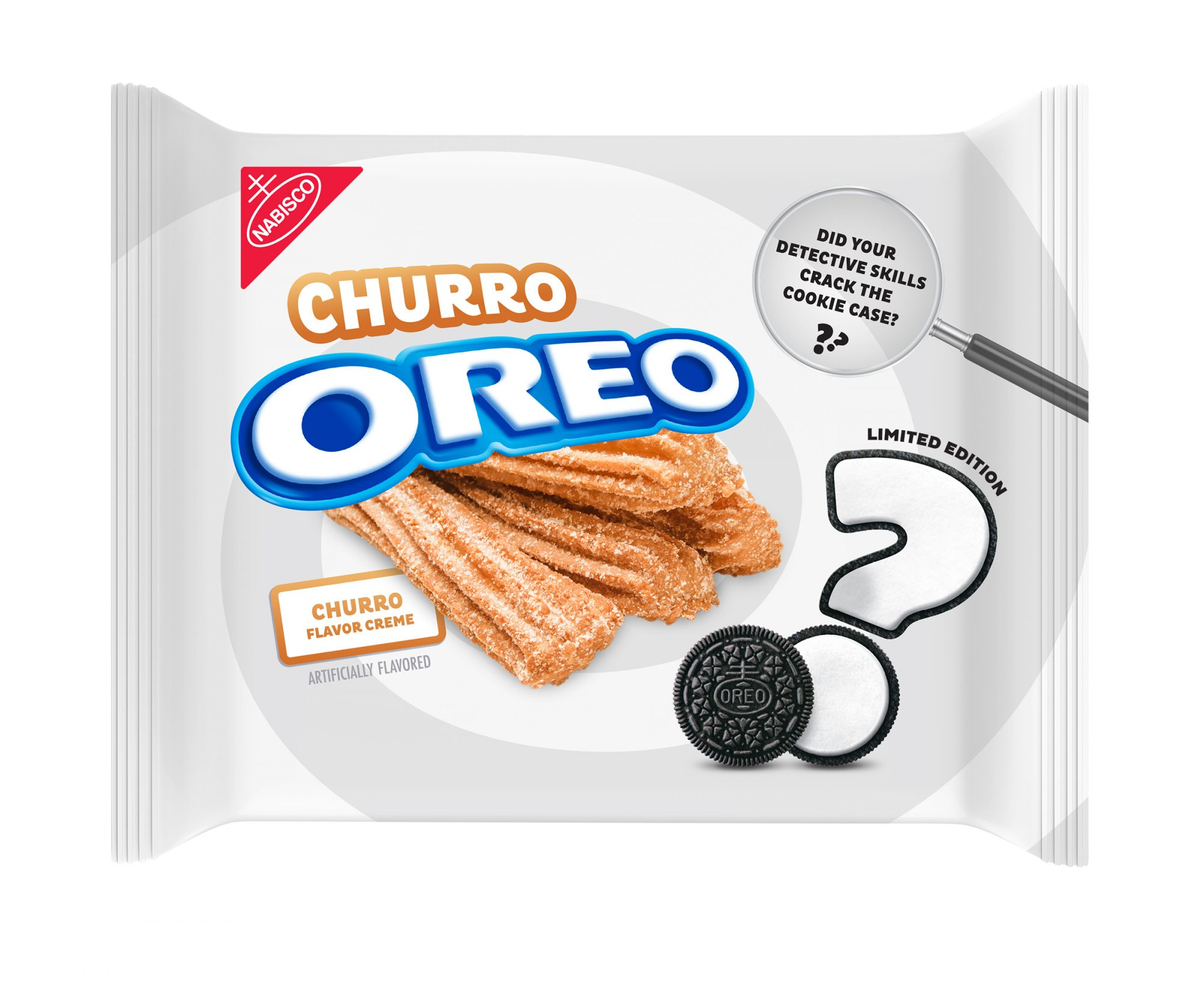 Oreo Unveils New Churro Cookie As Its Latest Mystery Flavor