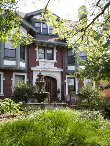 Fleur-de-Lys Mansion, St. Louis