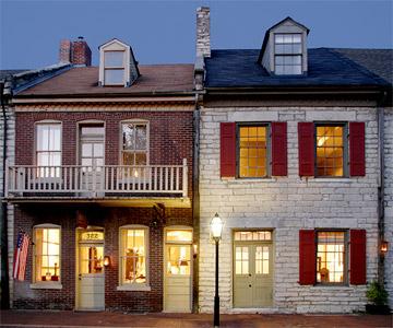 Boone's Colonial Inn, Saint Charles, Missouri