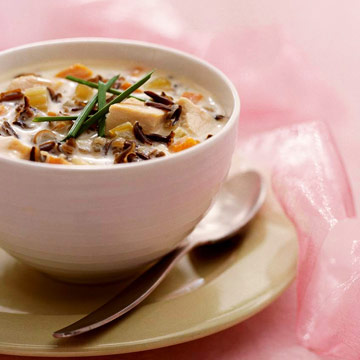 Antlers Wild Rice Soup