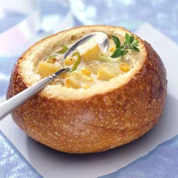 Creamy and Comforting Corn Chowder