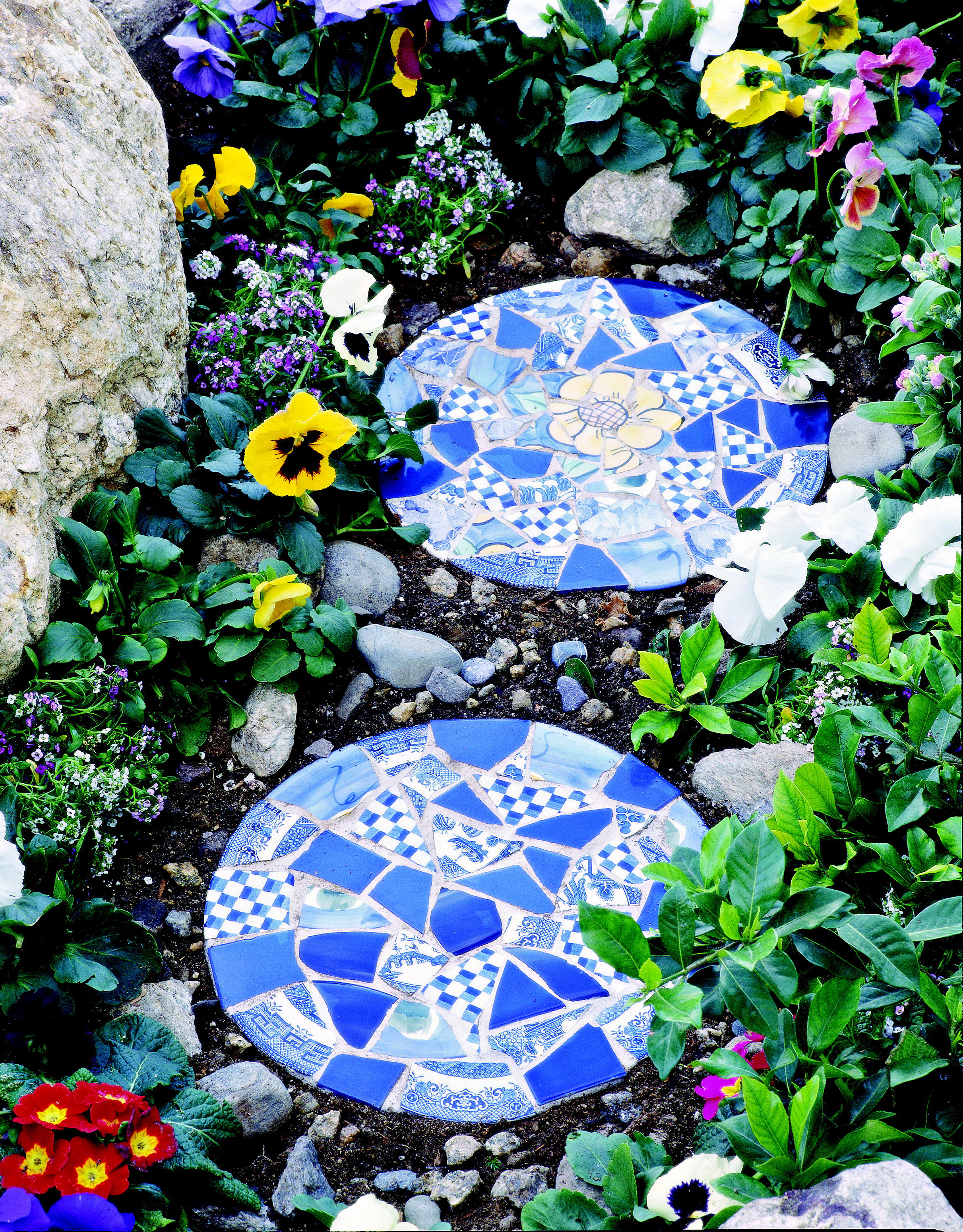 Stepping-stones and other projects
