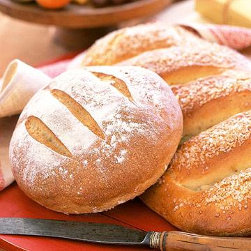 Pompe de Noel and Provence Christmas Bread