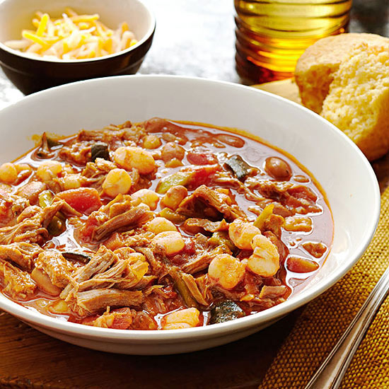 Shredded Pork Posole