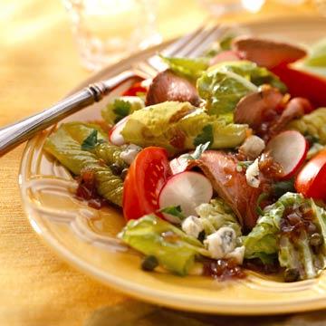 Dazzling Holiday Sirloin Salad