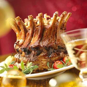Regal Pork Roast