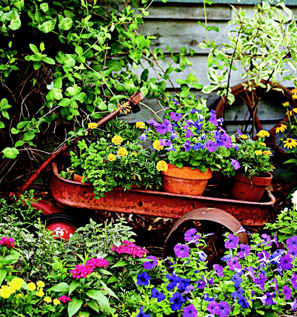 Fill a wagon