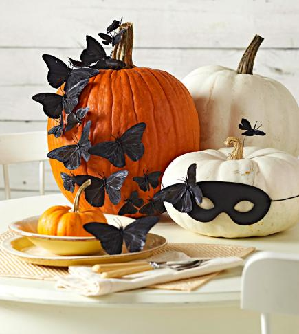 Fanciful pumpkins