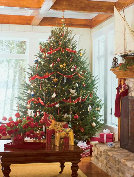 Continue for more great holiday decorating ideas