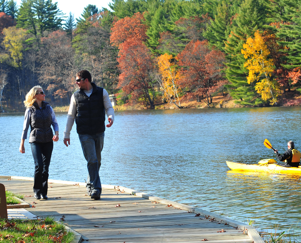 Things to do in the Wisconsin Dells-Mirror Lake State Park
